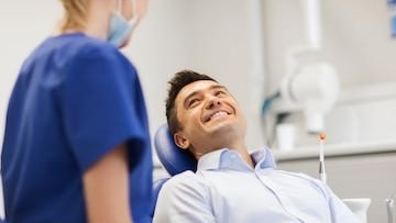 Happy Dental Patient | Bangor ME Dentist