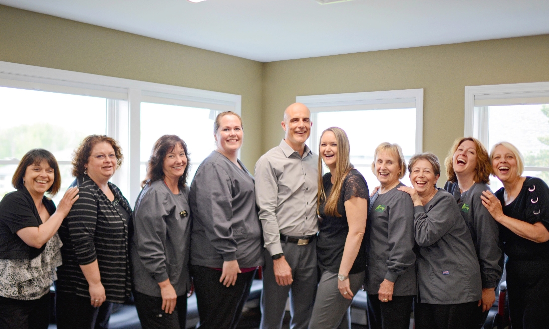 Maine Family Dental Practice | Team Photo | Bangor, ME
