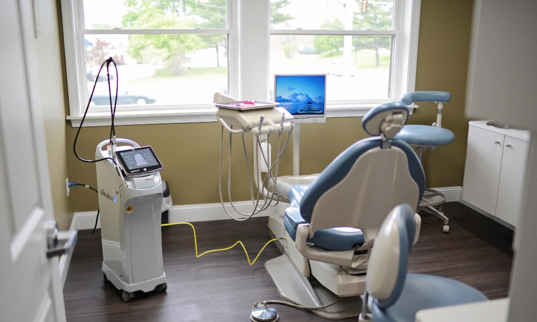 Maine Family Dental Practice | Dental Technology | Bangor ME