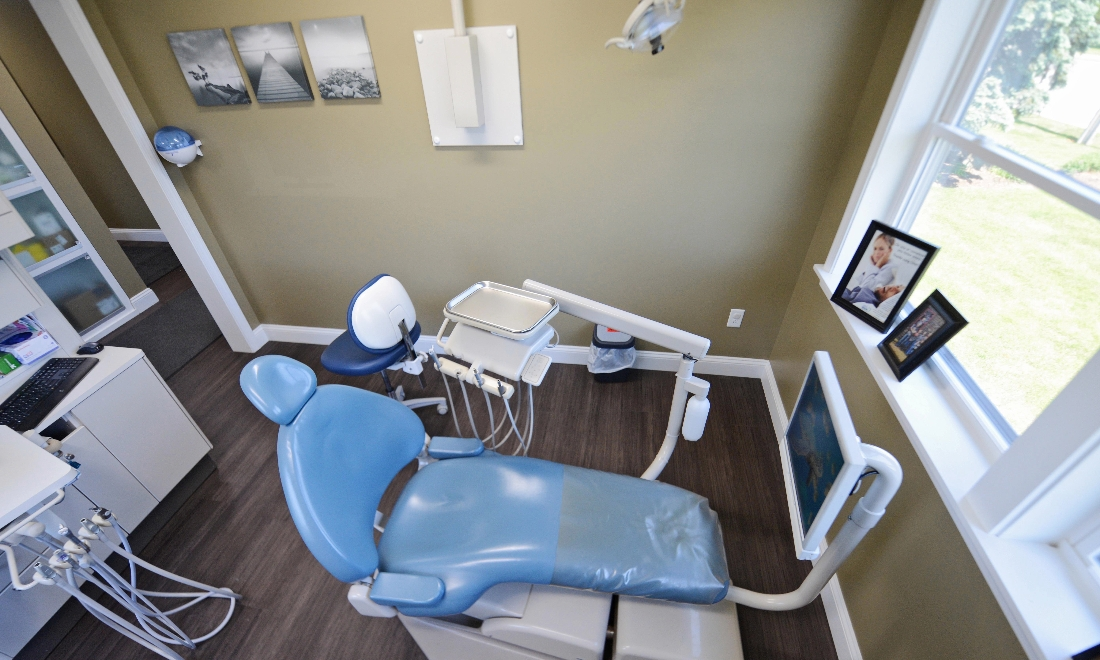 Maine Family Dental Practice Treatment Room | Bangor ME