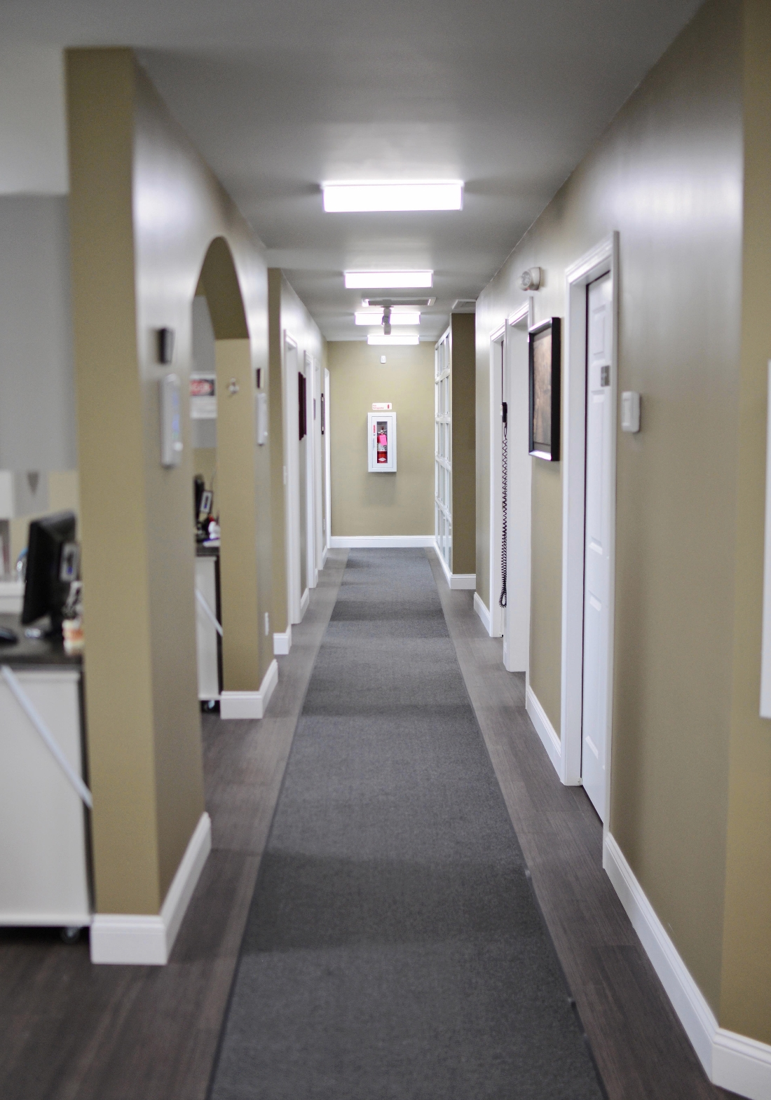 Maine Family Dental Practice | Hallway | Bangor ME