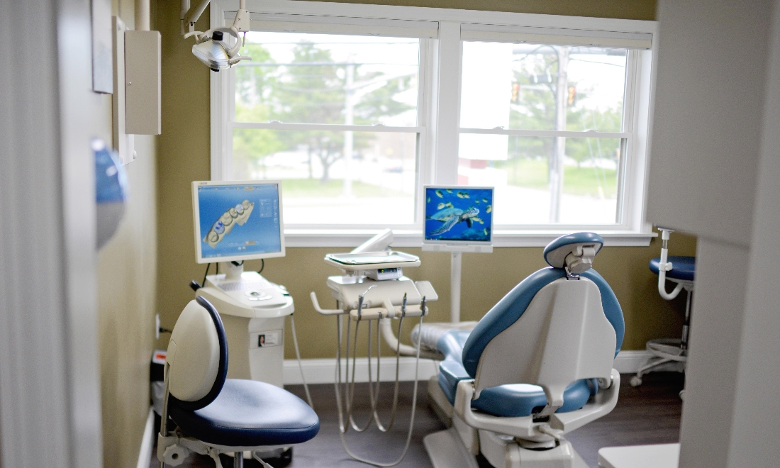 Maine Family Dental Practice | Treatment Room | Bangor ME