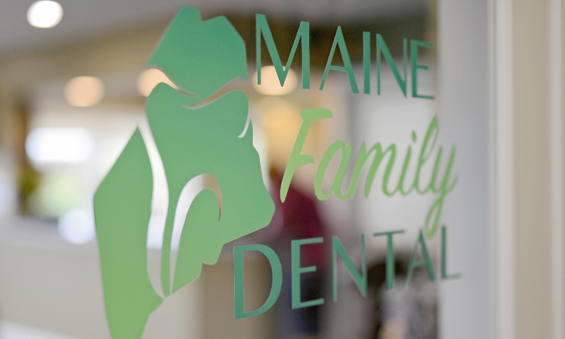 Maine Family Dental Practice | Logo | Bangor ME